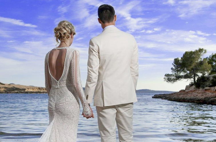 most romantic weddings venue ibiza donde celebrar boda romántica en Ibiza